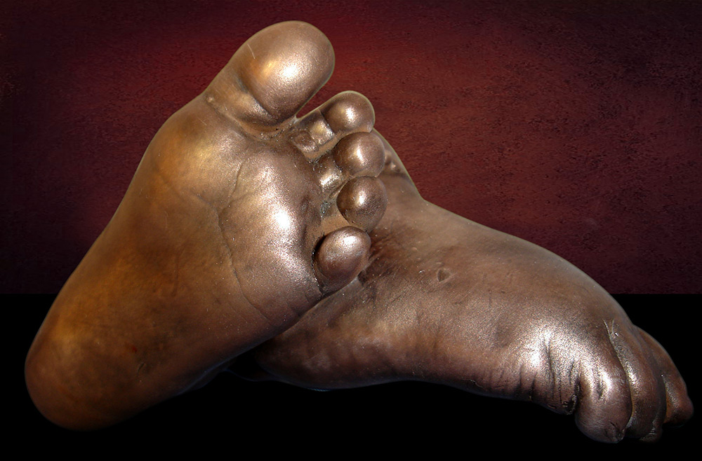 Feet Casts