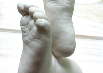 Feet of Isis