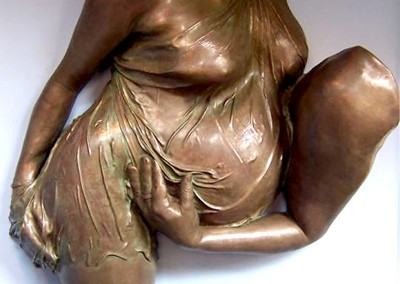 Bronze Belly Cast