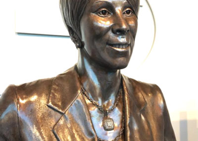 Suzanne Yoculan Lifecast at the University of Georgia